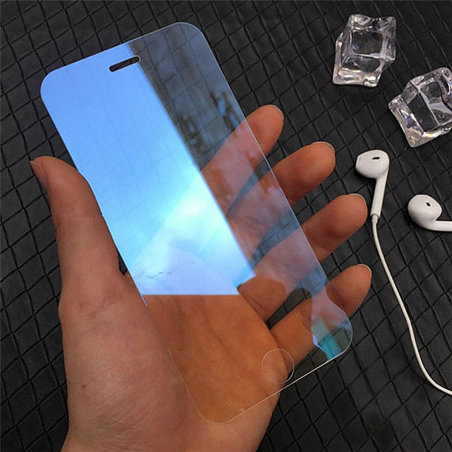 Luxury Tempered Glass Tinted/Mirror Screen Protector