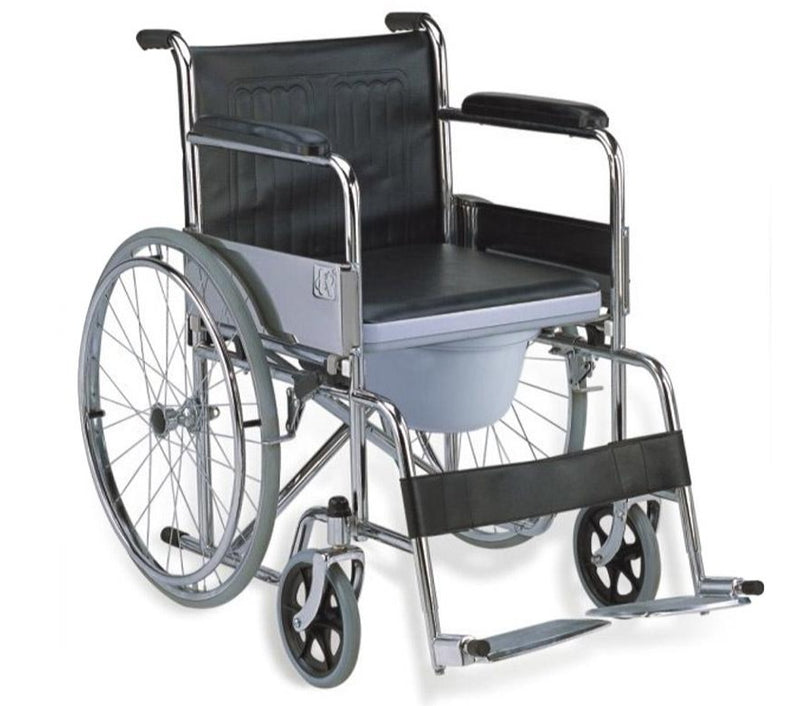 Commode Wheelchair 609U