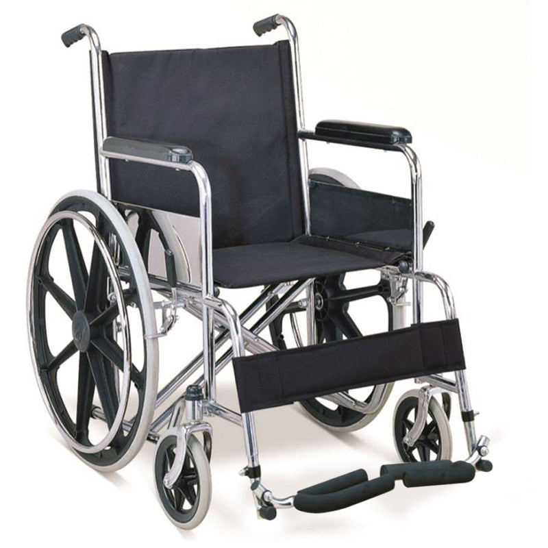 Wheelchair Stainless Steel