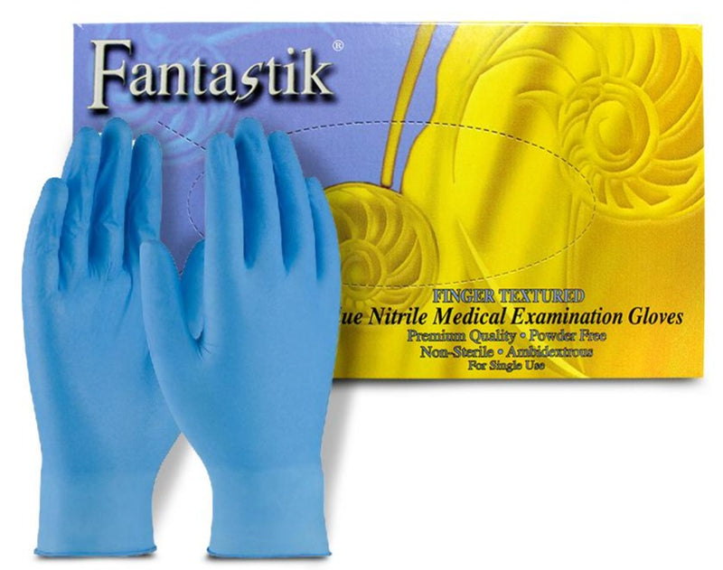 Nitrile Gloves Powder Free - Applemed Trading L.L.C