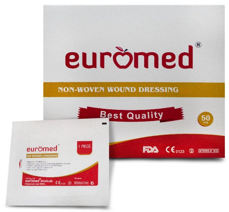 Wound Dressing Non Woven - Applemed Trading L.L.C