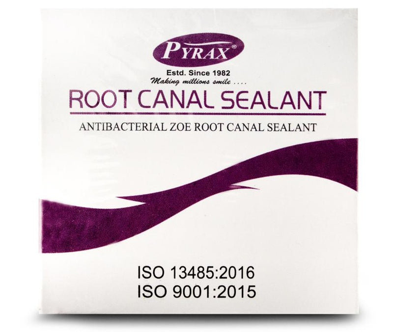 Pyrax Root Canal Cement