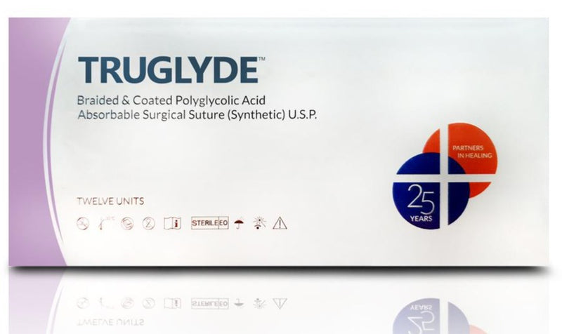 Polyglycolic Acid sutures (Absorbable)