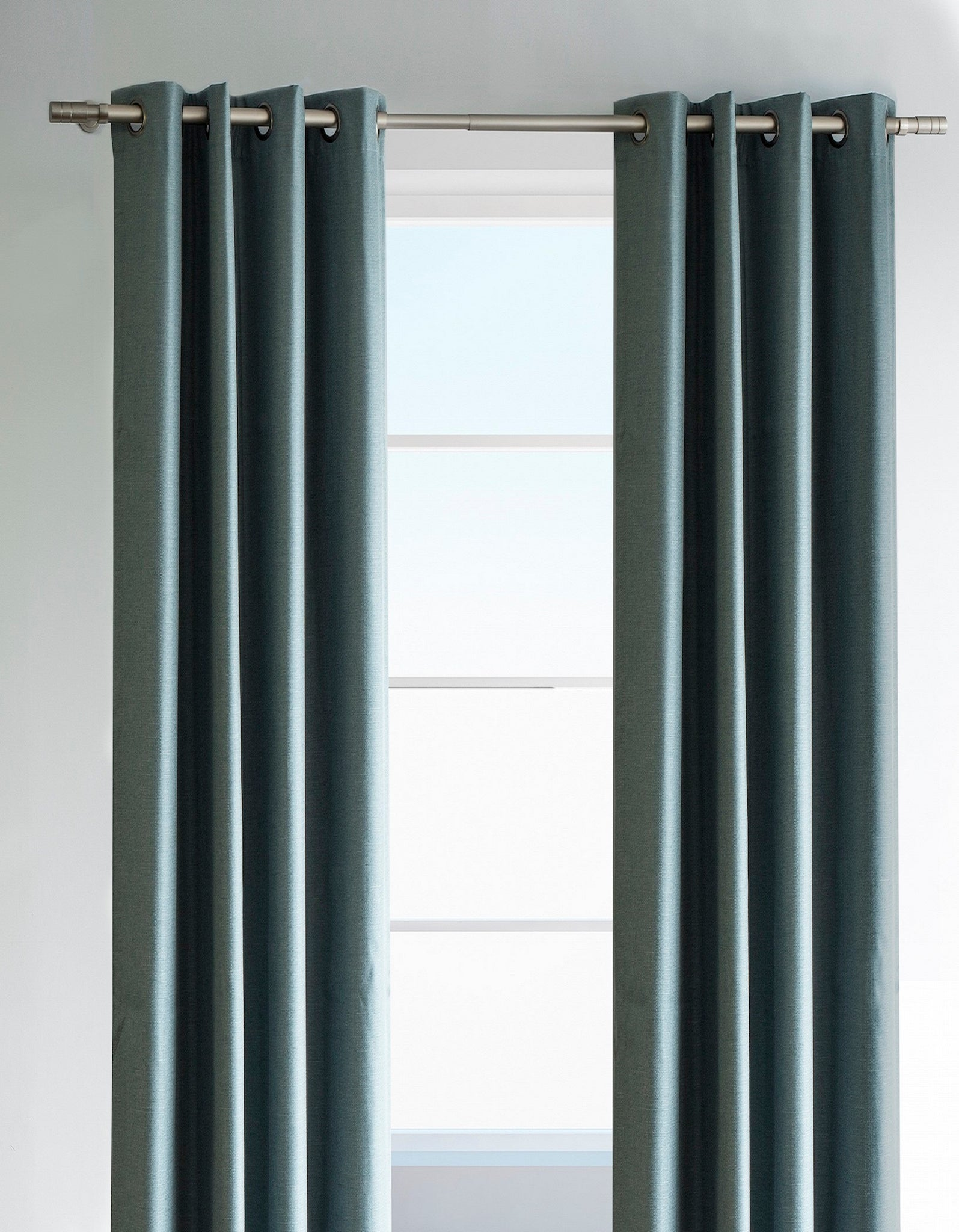 LITEOUT - CABO LINEN LOOK BLACKOUT CURTAIN PANEL (PAIR)