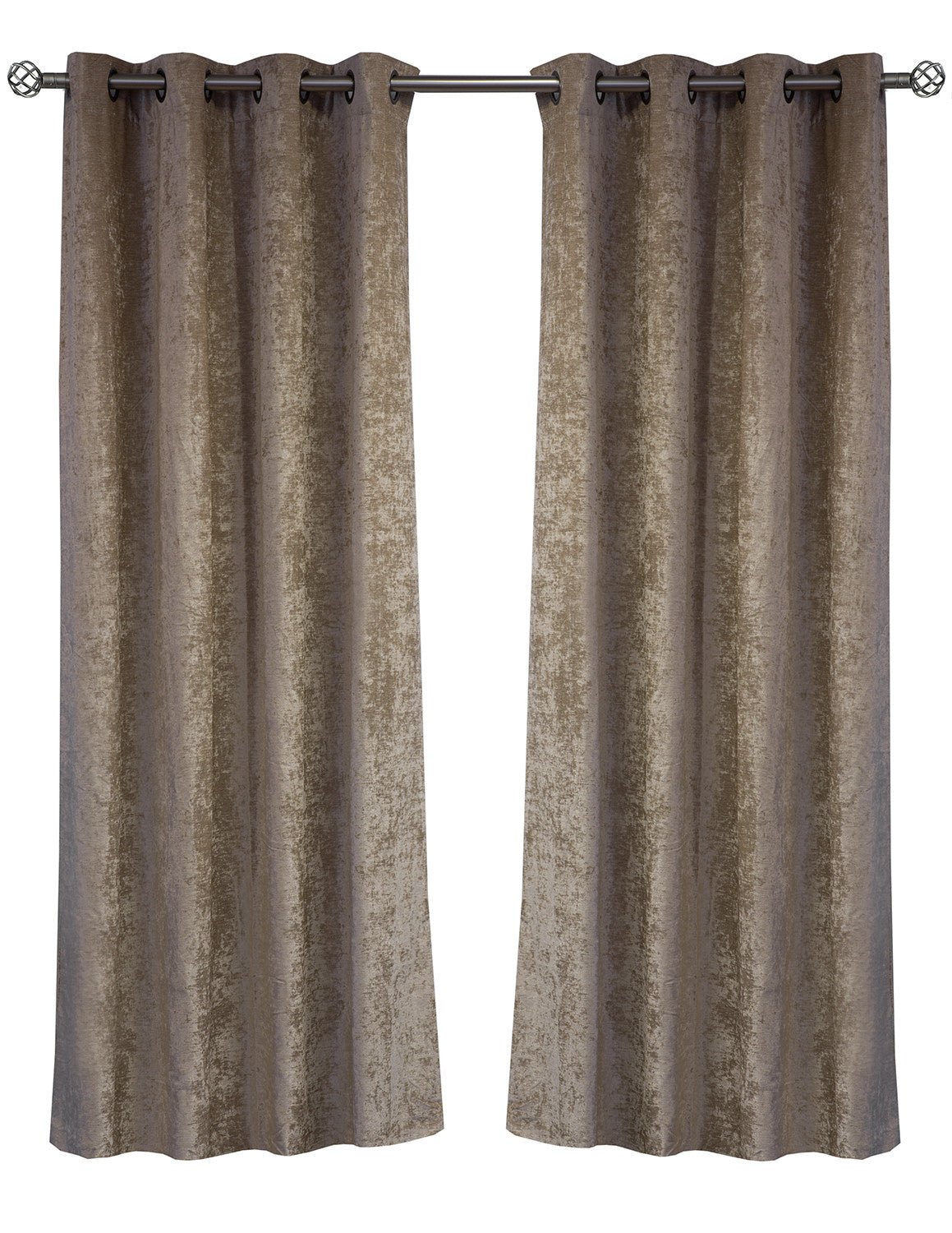 LITEOUT - LUXE CHENILLE LINED CURTAIN PANEL