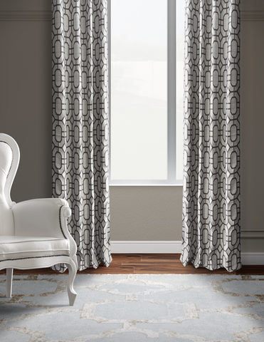 LITEOUT - METROPOLIS LINED CURTAIN PANEL