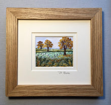 Load image into Gallery viewer, Autumn fields with sheep
