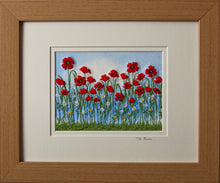 Load image into Gallery viewer, Poppies and daisies