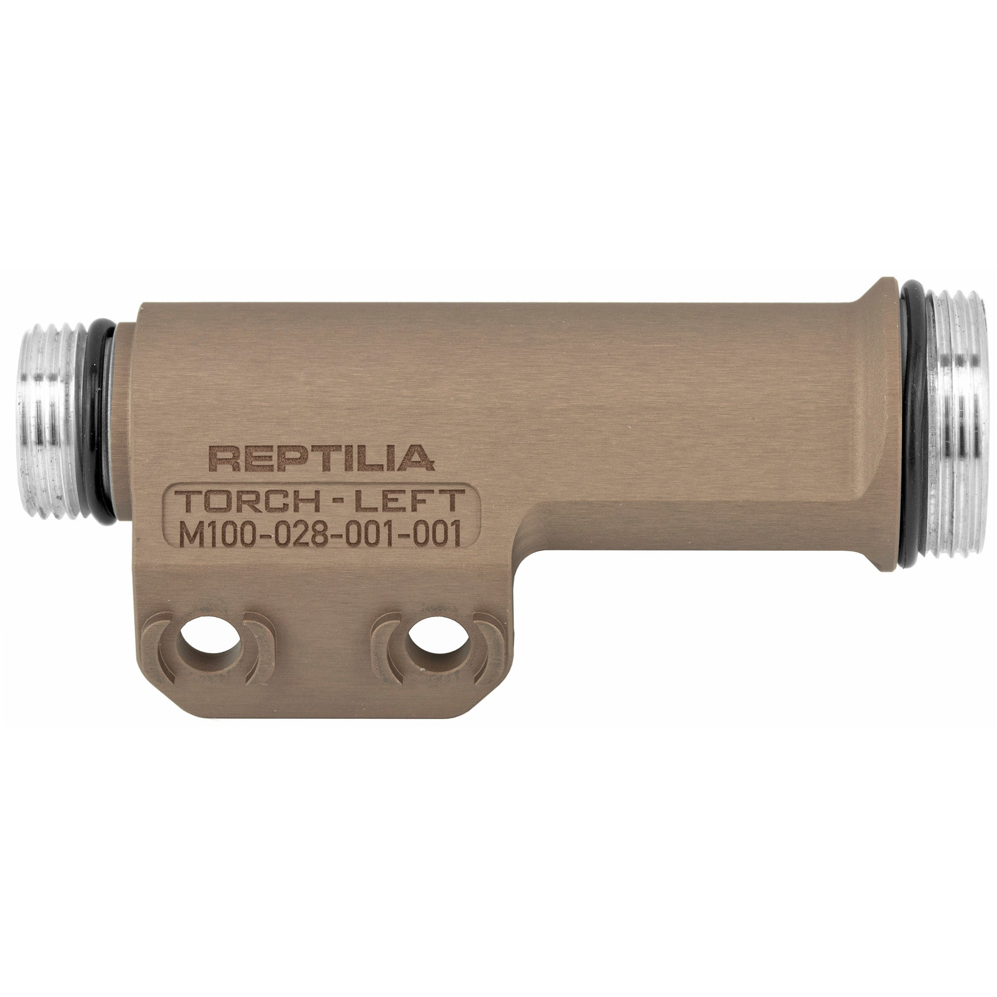 Reptilia TORCH™ - 6V/18650 M-LOK® LIGHT BODY