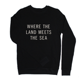 Crew Sweater - Coastal Home