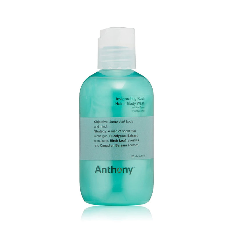 Invigorating Rush Hair + Body Wash - Anthony