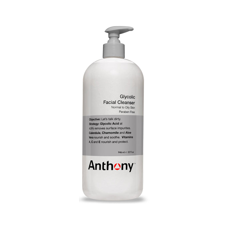 Glycolic Facial Cleanser - Anthony