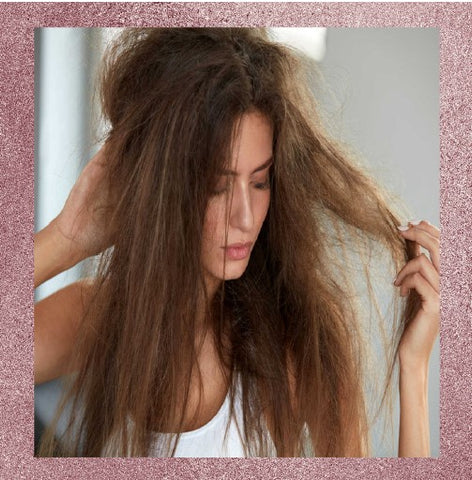 Hair damage after heat styling