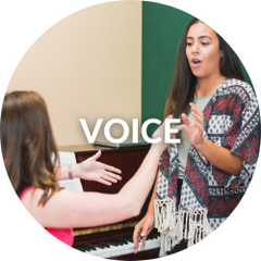Musical Expressions: Voice Instruction