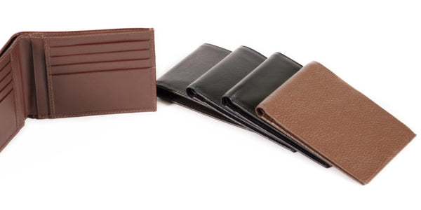 Horizontal Leather Wallet