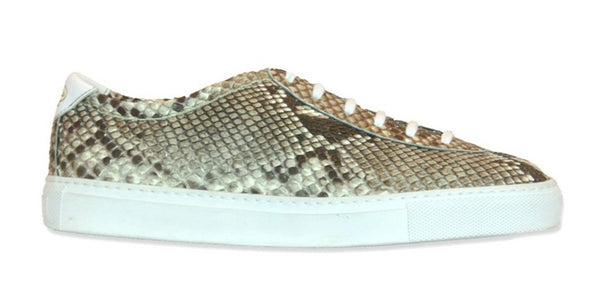 MyWay W Oxford - Python Leather