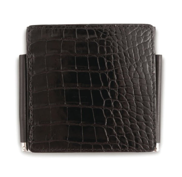 Crocodile Tri-Fold Wallet