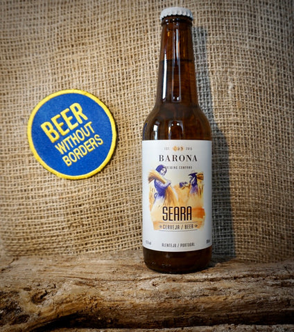 Barona Seara Pale Lager, Portugal (4.5%) 330ML