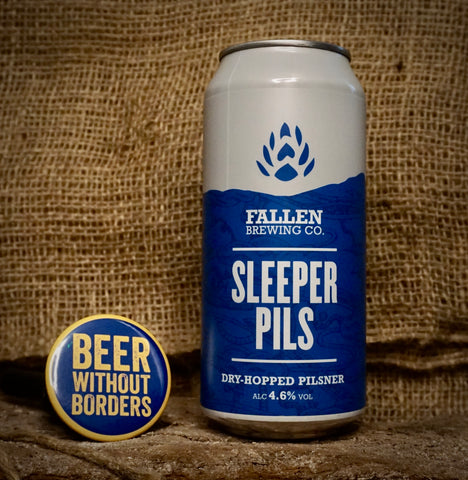 Fallen Sleeper Pilsner, Scotland (4.6%) 440ML