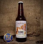 Barona Blonde Ale, Portugal (5.5%) 330ML