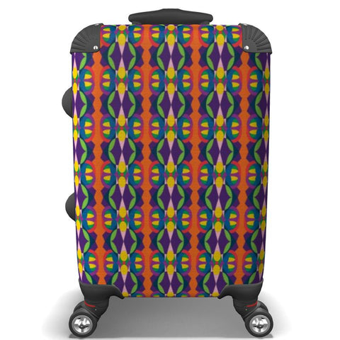 Carnival Butterfly Baby Suitcase