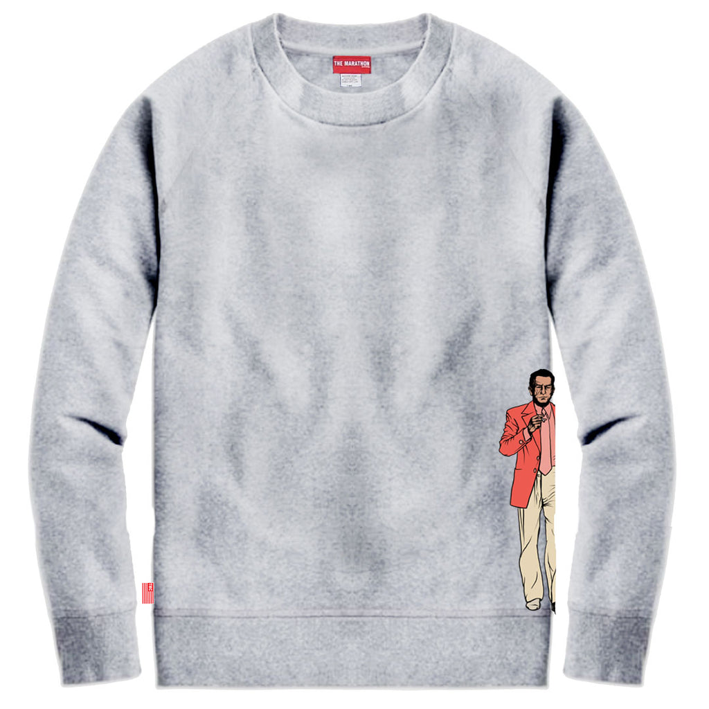 Lefty Sweatshirt - Heather  (Pre-order)
