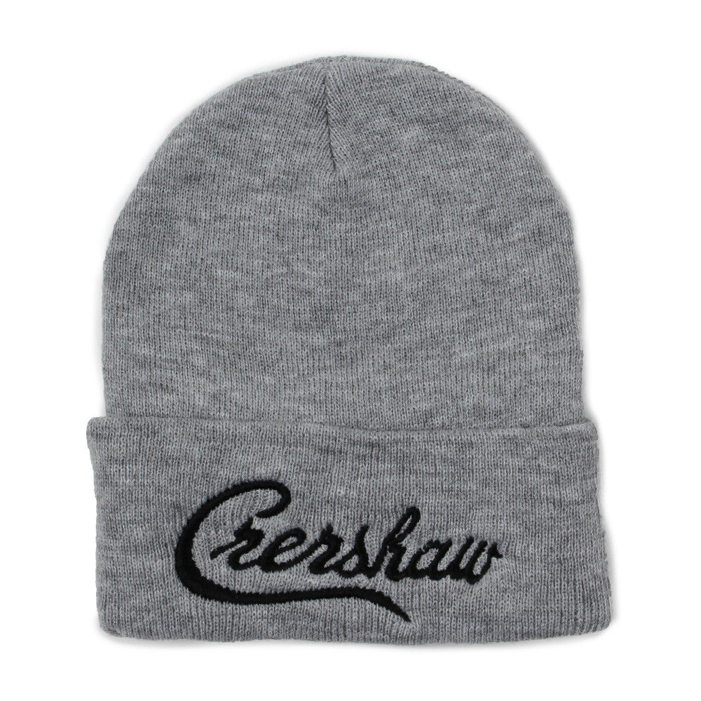 Beanie-Crenshaw-Ath-Heather-Black-Front