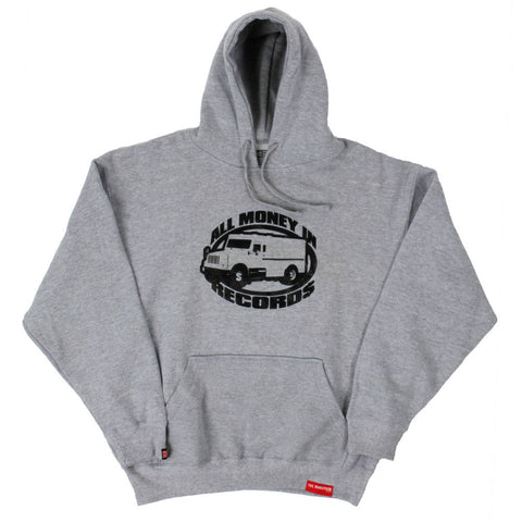 Hoodie All Money In - Ath Heather/Black - Image 1