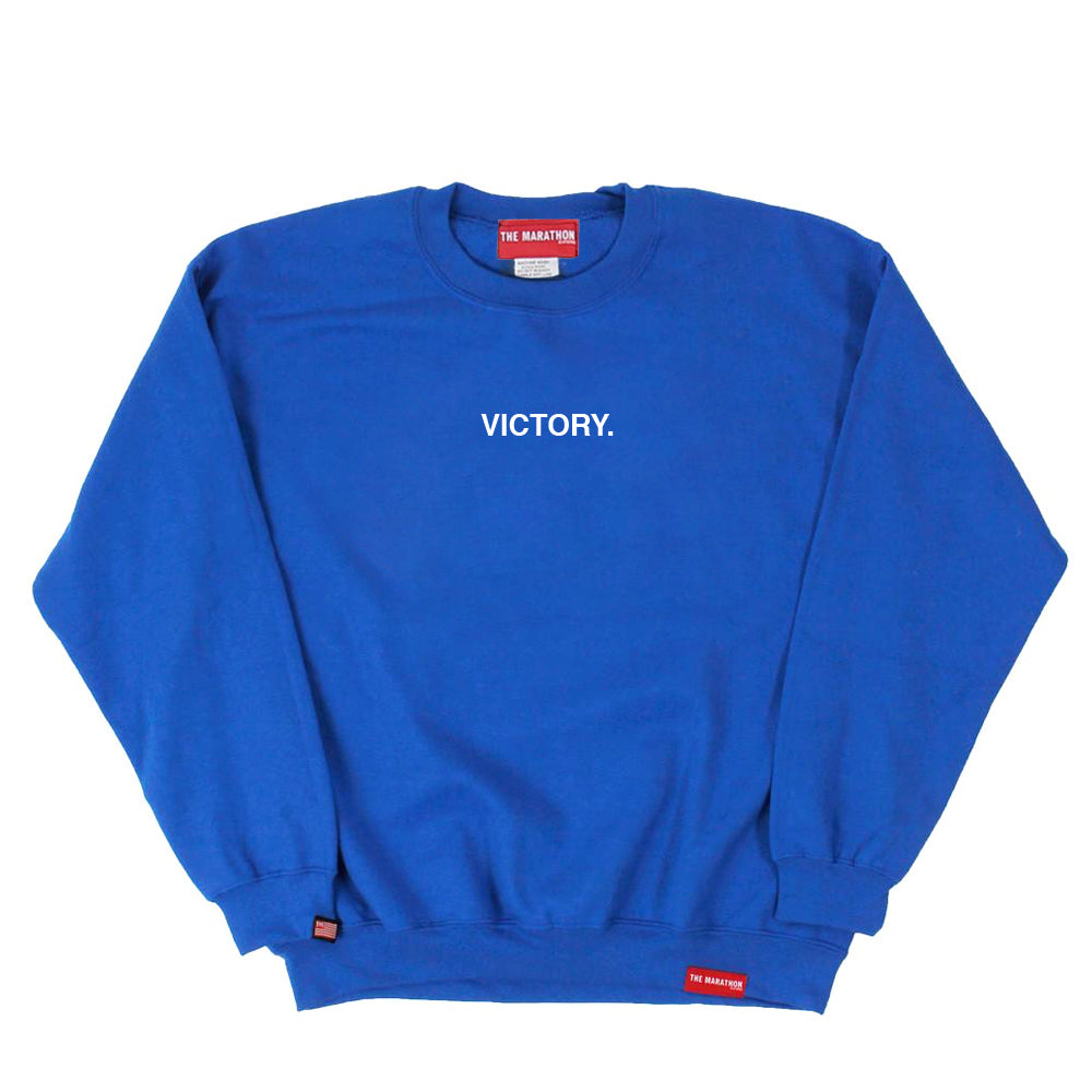 Victory Lap Sweatshirt - Royal