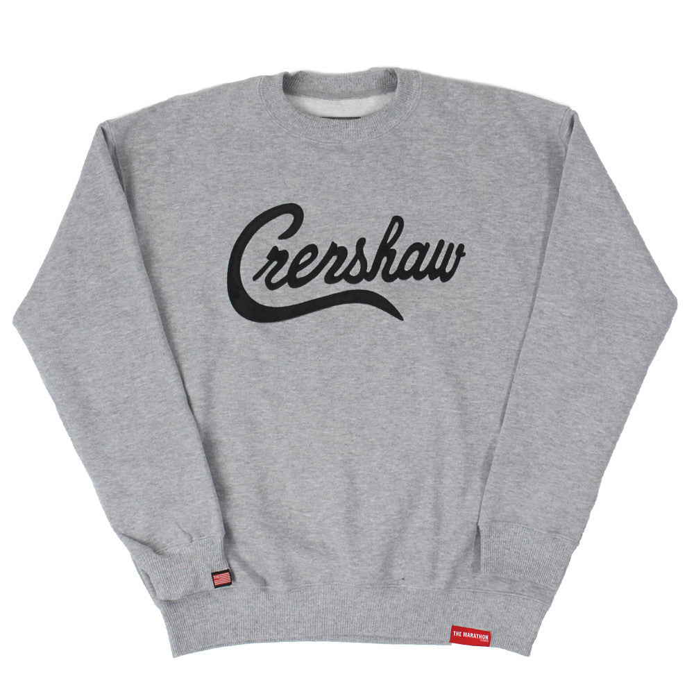 Crenshaw Sweatshirt - Ath Heather/Black - Image 1