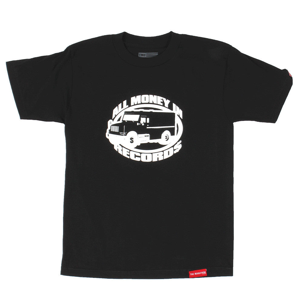 All Money In T-Shirt - Black - Image 1