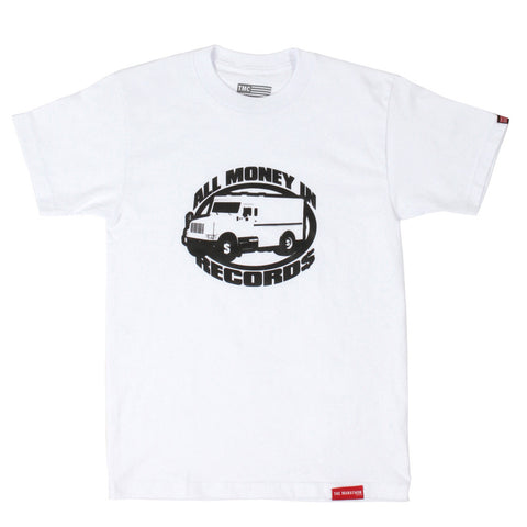 All Money In T-Shirt - White - Image 1