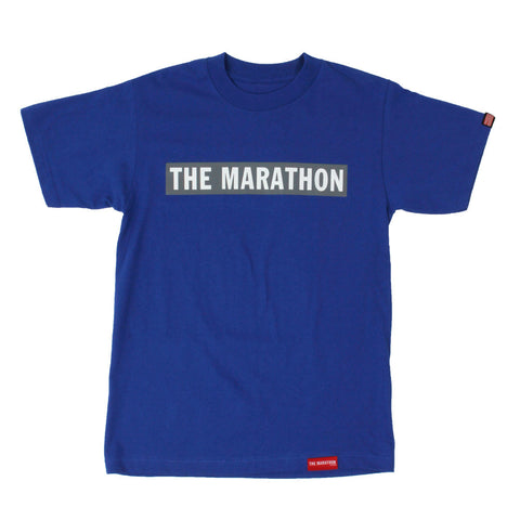TMC Bar T-Shirt - Royal - Image 1