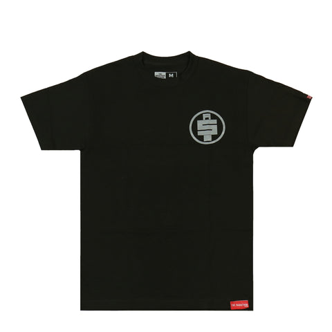 All Money In T-Shirt - Black/Grey