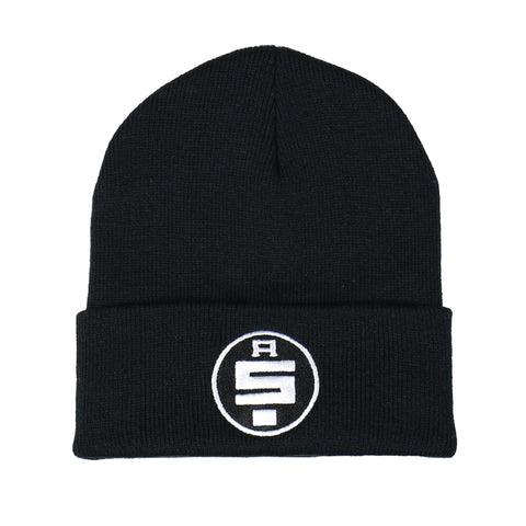 All Money In Beanie - Black
