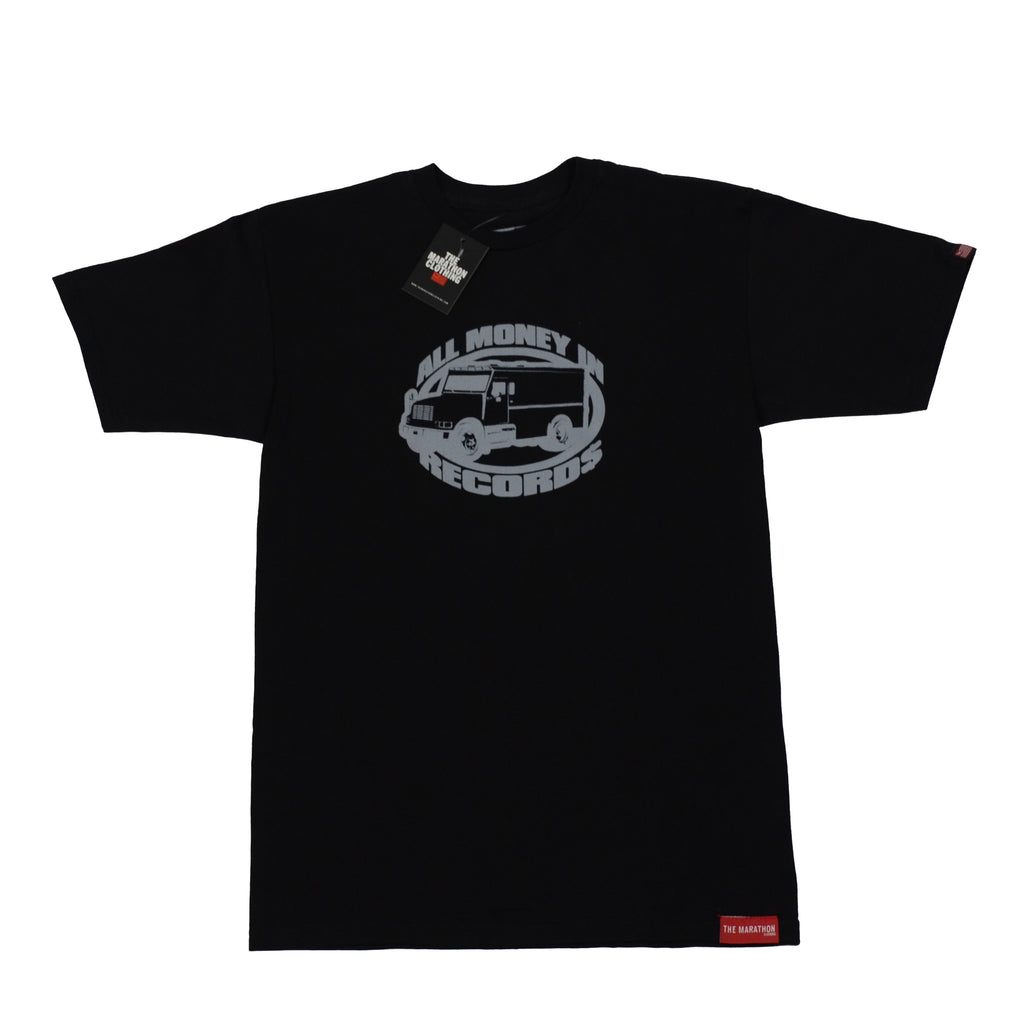 All Money In T-Shirt Truck - Black/Gray