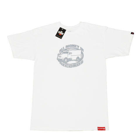 All Money In T-Shirt Truck - White/Gray