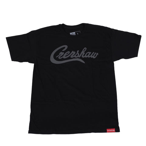 Crenshaw T-Shirt - Black/3M