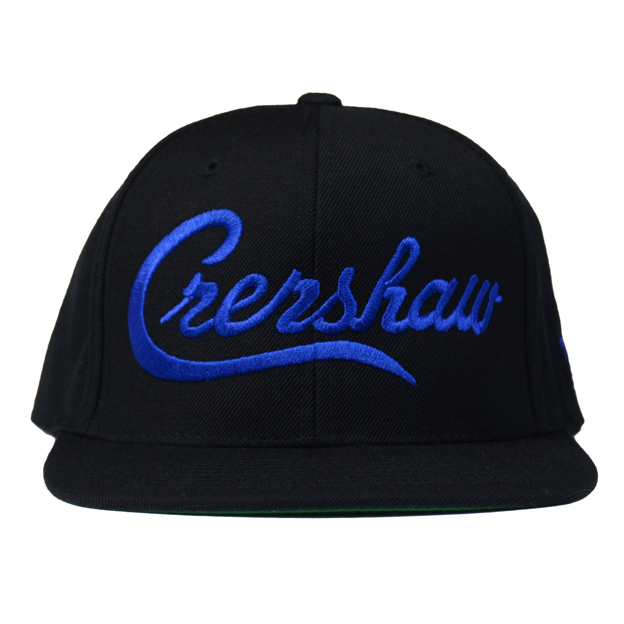 ab7b45c7ade Crenshaw Snapback - Black Royal – The Marathon Clothing