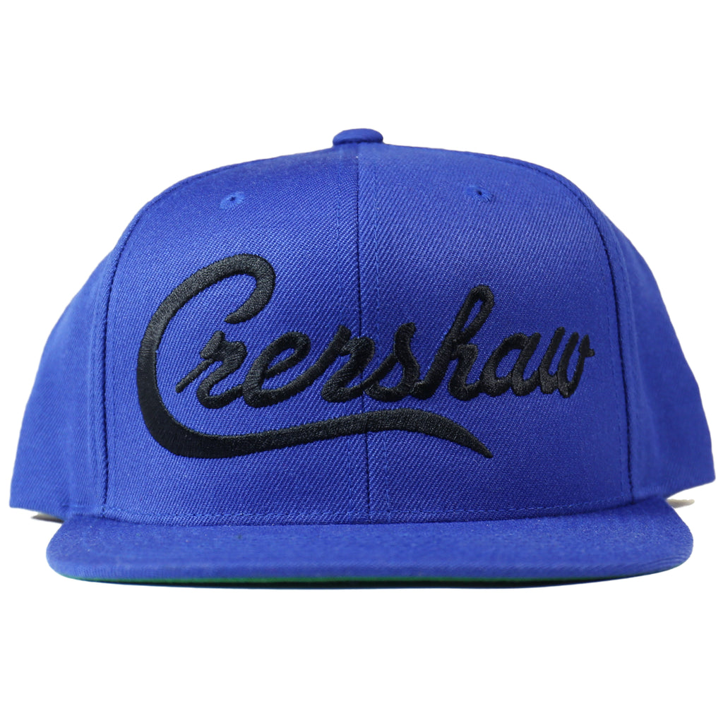 Crenshaw Snapback - Royal/Black