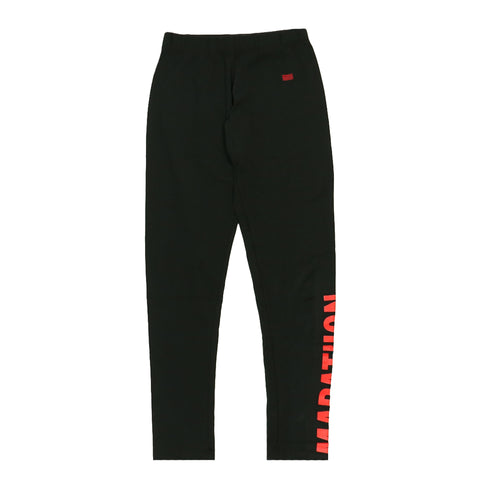 TMC Leggings - Black/Red