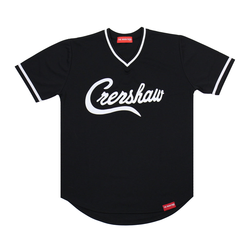 Crenshaw Baseball Warm Up - Black