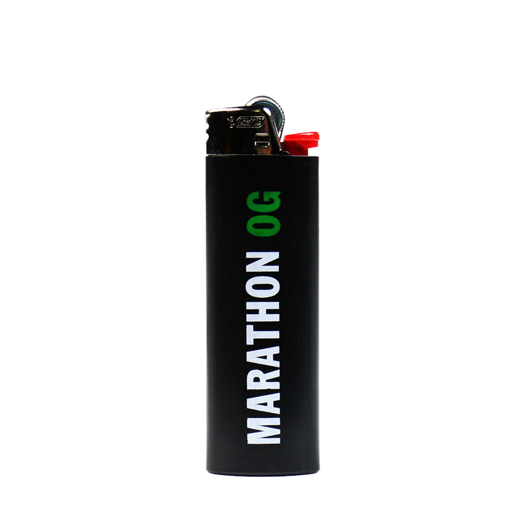 Marathon OG Lighter - Black