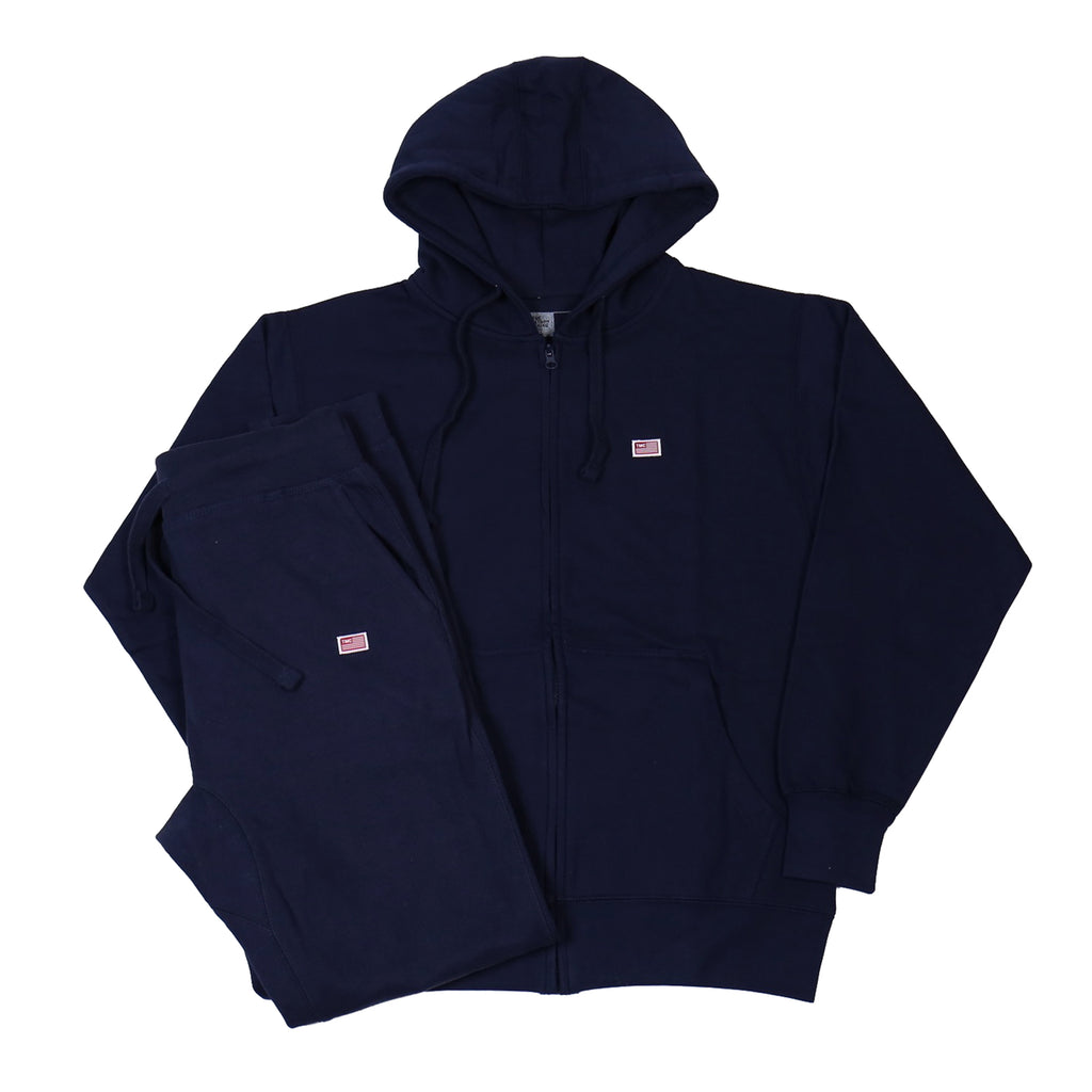 TMC Sweatsuit Set - Navy
