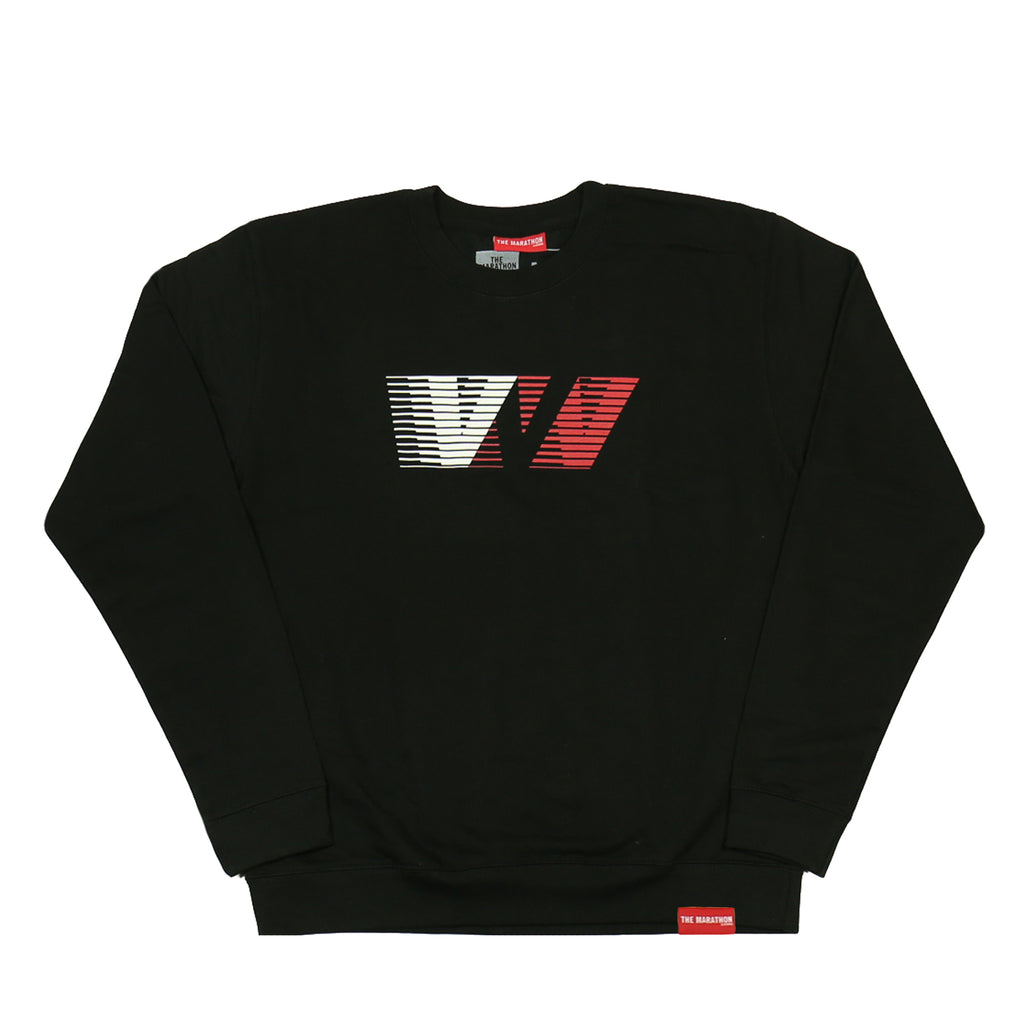 Olympian Sweatshirt - Black