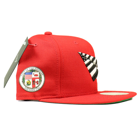 9d79bd927036 California Love Crown - Red [SOLD OUT] – The Marathon Clothing