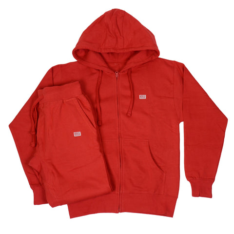 TMC Sweatsuit Set - Red