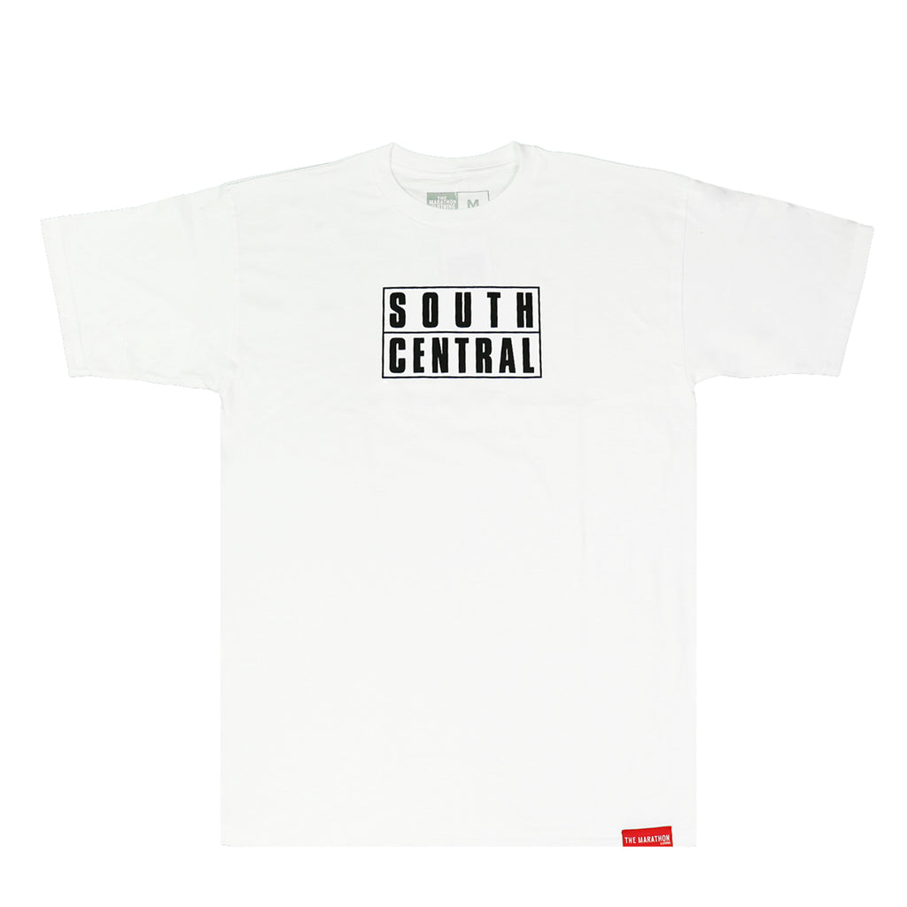 South Central T-Shirt - White