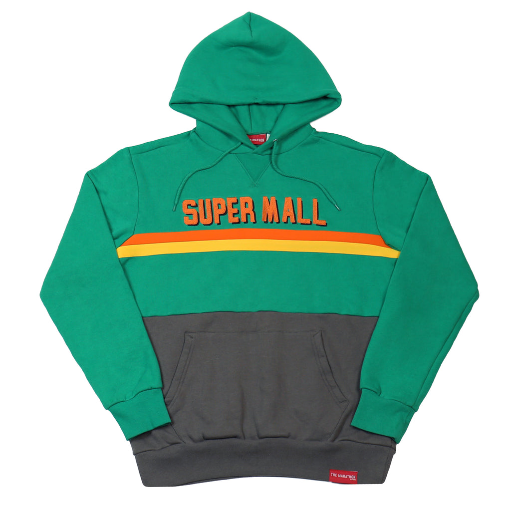 Super Mall Hoodie - Green