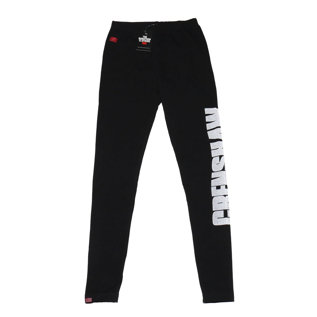 Crenshaw Leggings - Black/3M